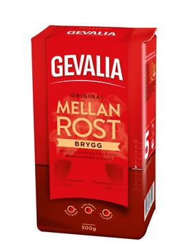 Kawa GEVALIA mielona