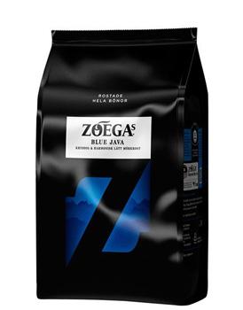Kawa ZOEGAS BLUE JAWA ziarno